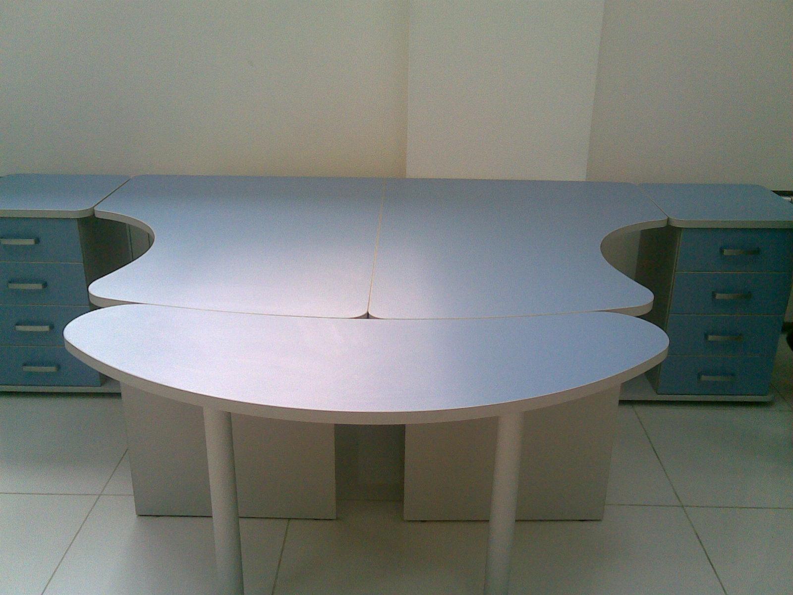 Фото: офисные столы под заказ киев. изготовление мебели, кие.